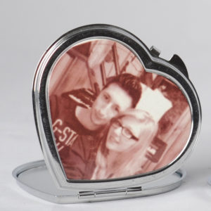 Miroir cœur